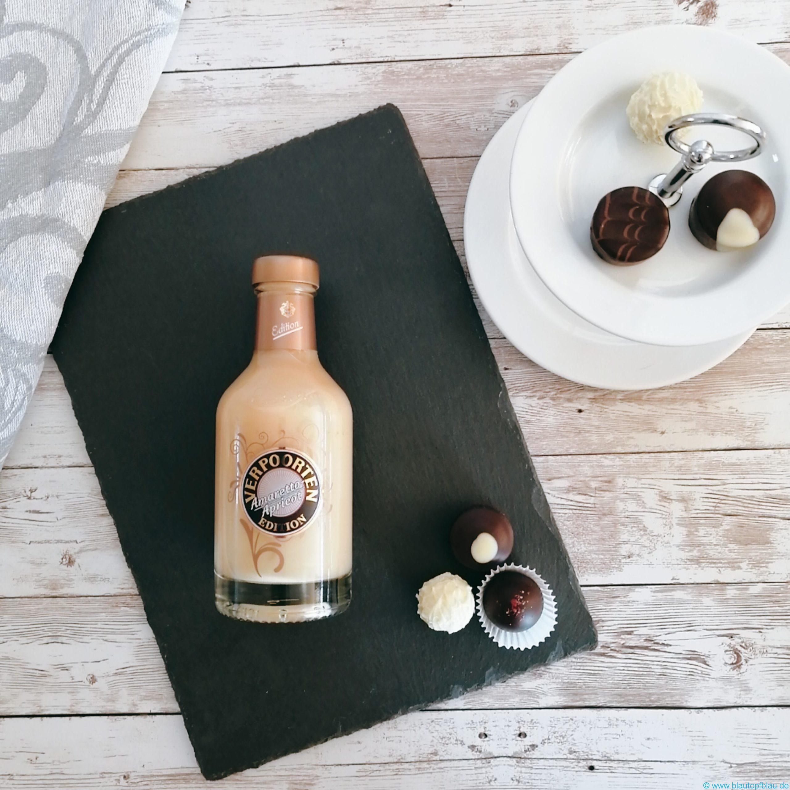 Verpoorten Amaretto-Apricot Waffelrezept