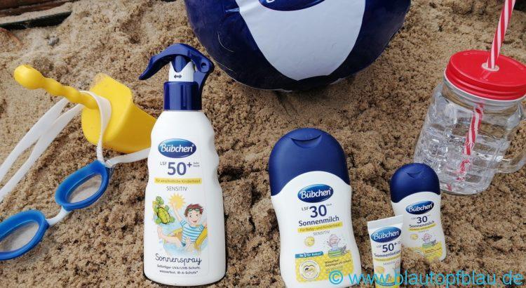 Bübchen Sonnenpflege Sensitiv Erfahrung