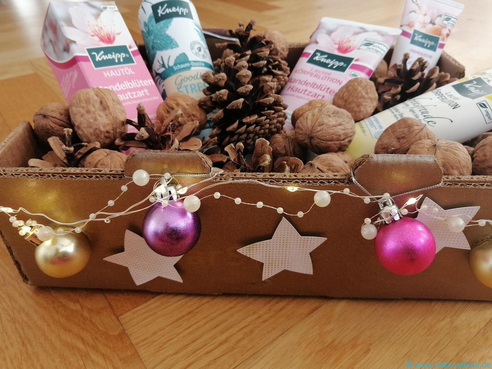 Kneipp DIY Geschenke Weihnachten